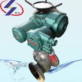 矿用防爆电动闸阀,矿用电动闸阀