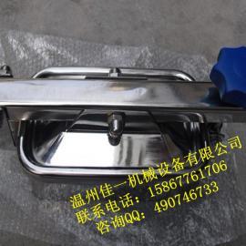 温州产不锈钢方形手孔盖(150*250不锈钢方形手孔门)
