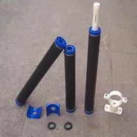 重庆管式微孔曝气器型号,重庆管式微孔曝气器参数