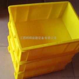 江西赣州塑料周转箱规格齐全,价格低廉