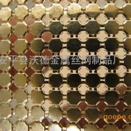 【上海屏风装饰帘金属布】上海装饰网厂,上海金属布价格