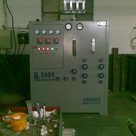 灯丝定型氨分解炉、钨丝烧氢氨分解