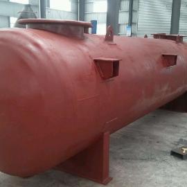 盐酸储罐生产商   广西钢衬塑盐酸储罐规格