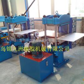 国标100t硫化机,电加热橡胶硫化机