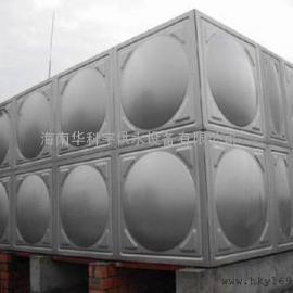 海口不锈钢保温水箱