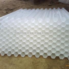 蜂�C填料,PP、PVC斜管填料