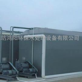 碳钢、玻璃钢地埋式一体化污水处理设备,厂家价格
