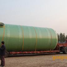 玻璃钢地埋式一体化污水处理设备、一体化污水处理设备