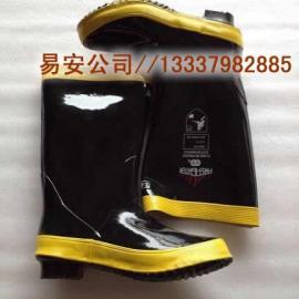 安全消防靴,隔热服配套靴子