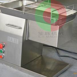 全自动小型台式切肉机|食肆专用不锈钢切肉机|切肉机报价