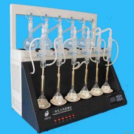 SEHB—2000一体化智能万用蒸馏仪 山东益源环保科技