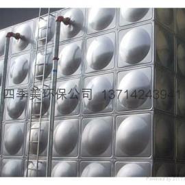 厂家直销深圳不锈钢消防水箱