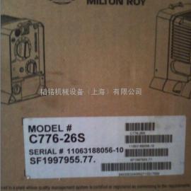 米顿罗计量泵C776-26S电厂专用多功能阀加药泵