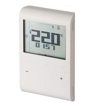 RDE100.1壁挂炉温控器西门子锅炉温控器