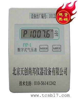 型数字式精密气压表图片