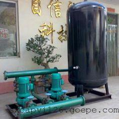 立式无塔供水设备