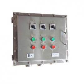 防爆控制箱\不锈钢防爆控制箱\供应不锈钢防爆控制箱