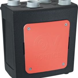 普米欧 HR 400全智能高效新风热交换机组