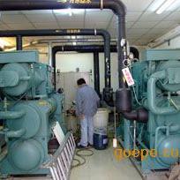 中央空调主机清洗冷凝器清洗 清洗冷凝器