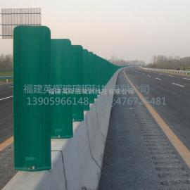 福建漳州玻璃钢防眩板