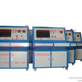 济南绿动GPSQ160-CNG氮气瓶强度校核试验台
