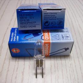 三丰投影仪OSRAM HLX64625 12V100W米泡