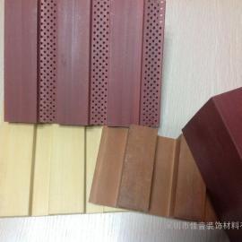 佳音生态木吸音板,195长城板,环保防火吸音板