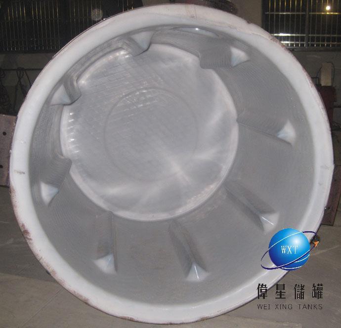 150立方钢衬塑耐腐耐酸防腐储罐