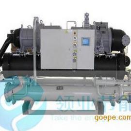 水源高温热泵