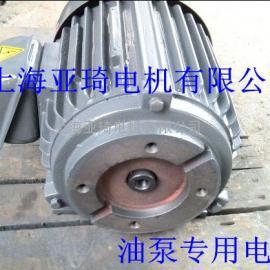 C02-43B0油泵电动机VT-30-F/A3卧式液压电机1.5KW/2HP/4P 油泵专