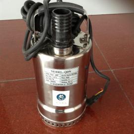 QN3-30-0.75高扬程不锈钢潜水泵