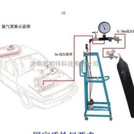 汽车天然气改装(油改气)检测设备