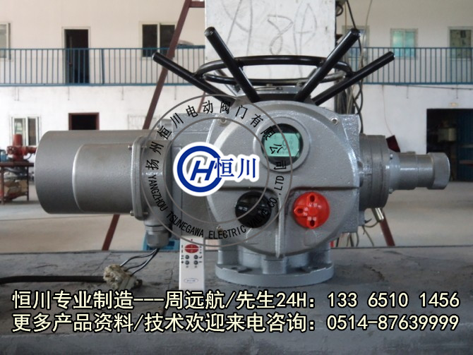 扬州智能电动装置厂家