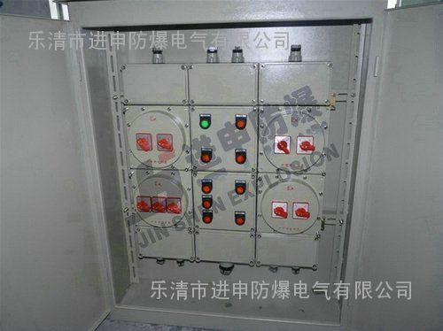配电柜接线的问题图片