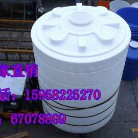 15立方PE水塔 一次成型 15吨塑料罐 15吨塑料箱定制