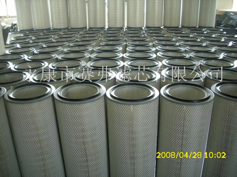 空气滤芯 自洁式空气过滤器配套滤筒