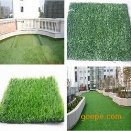 浙江杭州置顶牌庭院别墅景观装饰人造草坪