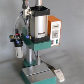 小型�舛�冲床 200公斤出力小型冲铆机 500公斤�毫�C