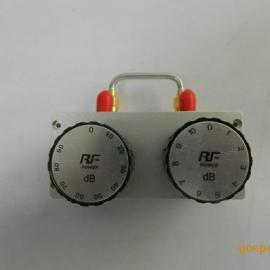 0-90dB双旋钮可调衰减器
