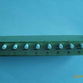 SMA按键可调衰减器
