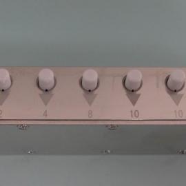 10W 按键可调衰减器|10W可调步进衰减器