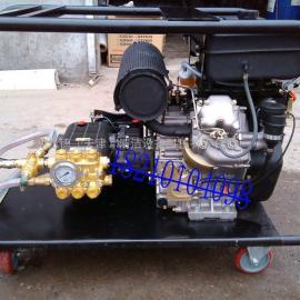 柴油机驱动疏通机DL1750