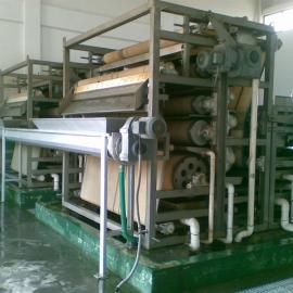 带式浓缩脱水一体机/带式压滤机
