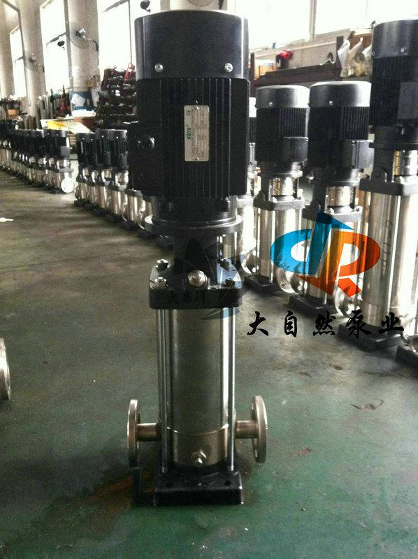 供应CDLF16-40多级泵 CDLF立式多级离心泵