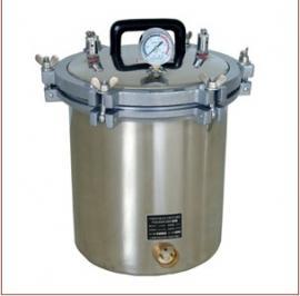 YXQ-SG46-280SA手提式压力蒸汽灭菌器-上海博讯
