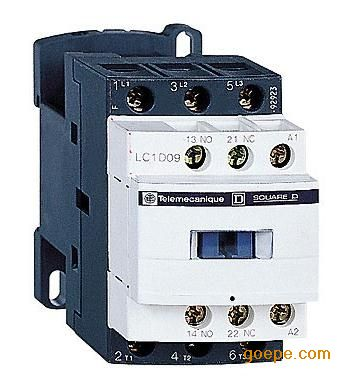 施耐德 LC1-D系列(09-38A)交流接触器