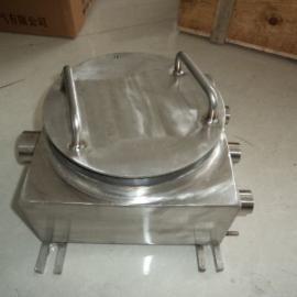 隔爆型不锈钢防爆接线箱 隔爆型304不锈钢防爆接线箱