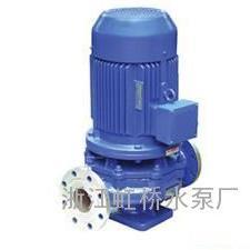 ISG立式管道�x心泵
