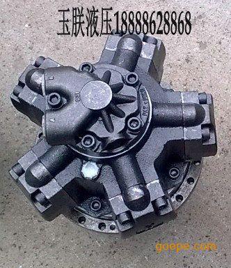 液压马达 宁波北仑玉朕液压机械有限公司 产品展示 减速机 阀组 刹车图片