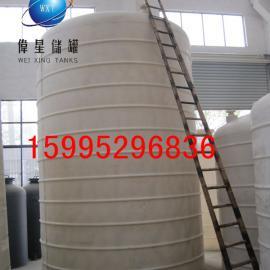 制造高强度耐腐耐酸储罐全塑储罐滚塑一次成型